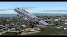 Lufthansa LH1173 A321-200 D-AIDB Lisbon (LIS) - Frankfurt (FRA)