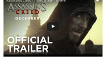 [Newsa] Not a Gamer? Here's What the Assassin's Creed Film Trailer Means