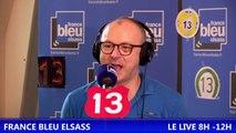 Live France Bleu Elsass du 13 mai 2016