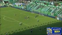 Banfield 1-1 Boca, fecha 17 Torneo Clausura 2012 | Gol de Silva/Ladino EC. (HD)
