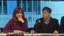 Cristina Fernández es procesada por presuntas irregularidades en Banco Central -