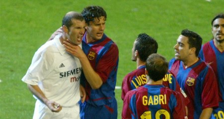 EL Clasico - Craziest Moments, Fights, Dives , Fouls,Red Cards... (FEEL MY STYLE)