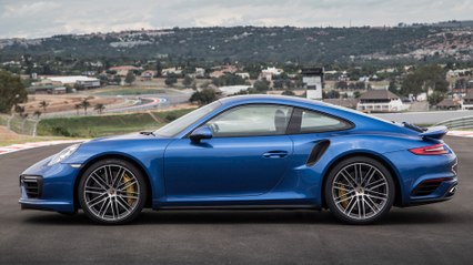 Porsche 911 Turbo, Atmo, Footage, Kyalami Race Track, No Voice, On Location
