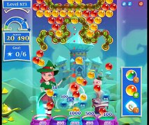 Bubble Witch Saga 2 Level 873