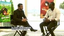 """Festival de Cannes > Omar Sy: Le cinéma d'animation """"est devenu du cinéma à part entière"""" - Le 13/05/2016 à 10h20"""