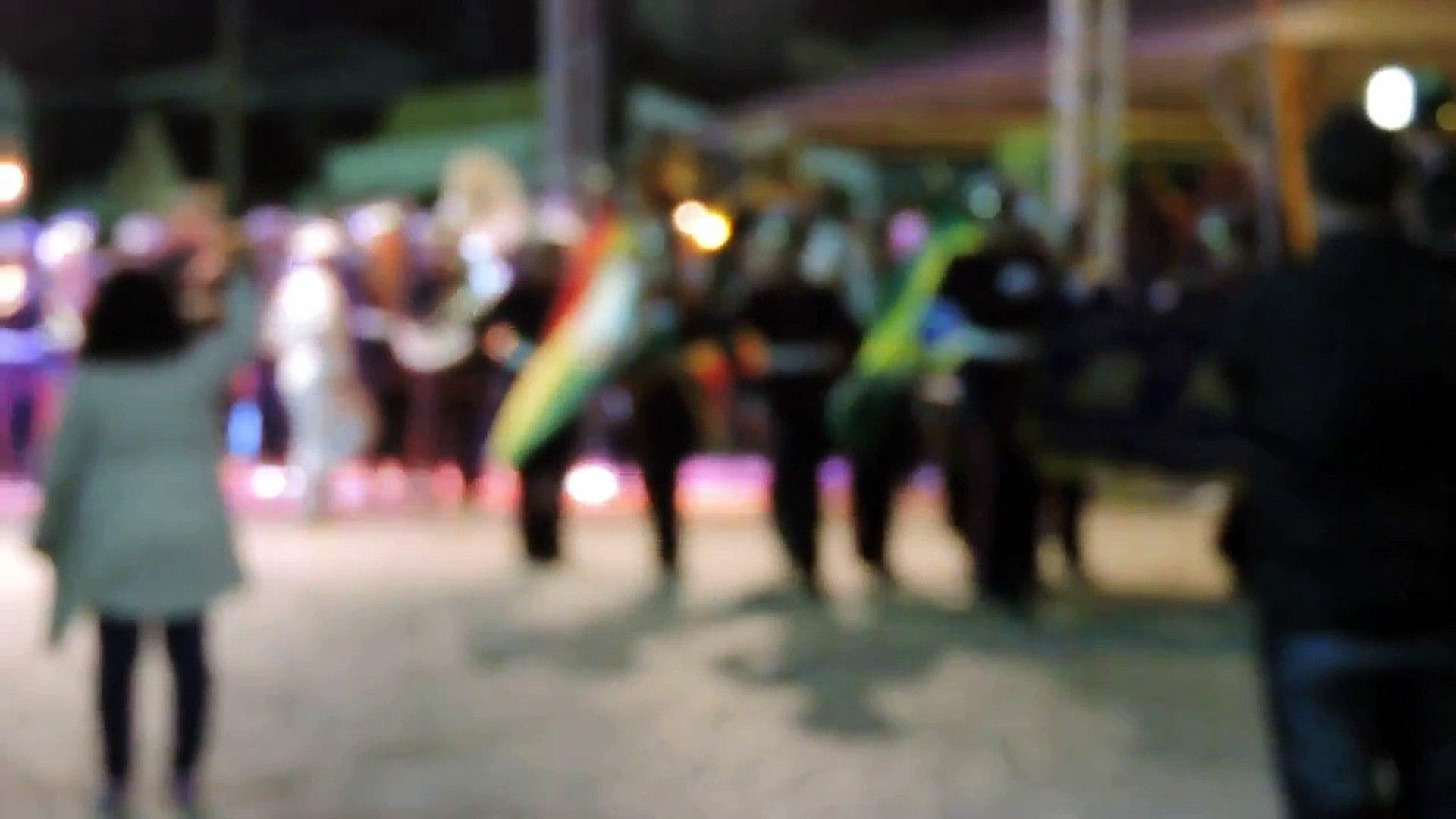 Banda Marcial Juliana - 26° Festival de Bandas São Lourenço - The Washington Post March