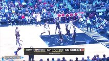 2014.01.31 - Kevin Durant Full Highlights at Brooklyn Nets - 26 Pts, Sick 1st Half!