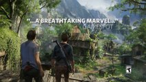 Uncharted 4 : A Thief's End - Accolades Trailer
