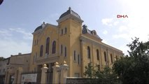 Edirne Büyük Sinagog'da, 41 Yıl Sonra Düğün Heyacanı