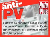 Contestation PV : se faire entendre au tribunal ?