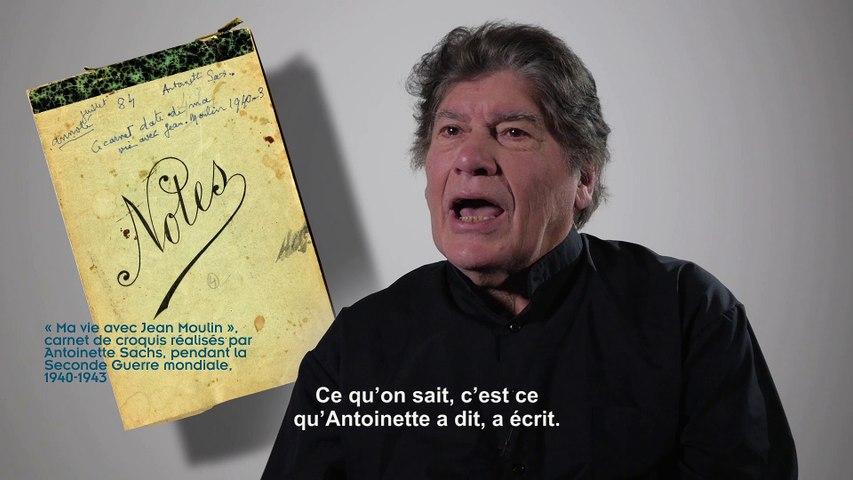 Antoinette Sasse - La quête de la vérité sur l'arrestation de Jean Moulin