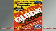 READ book  Consumer Reports Buying Guide 2000 Consumer Reports Buying Guide Issue 2000 Online Free