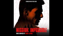 FSF #24: Adam Clayton & Larry Mullen Jr. - Mission: Impossible theme (Mission: Impossible)
