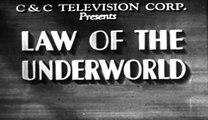 Law of the Underworld (1938) - Chester Morris, Anne Shirley, Eduardo Ciannelli - Feature (Crime, Drama)
