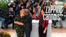 Zapping cannois avec Juliette Binoche, Fabrice Lucchini, Gaspard Ulliel - 13/05 Cannes 2016 CANAL+