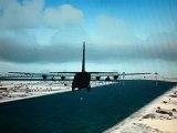 SIMULATION RAF C-130 Hercules under M25 bridge