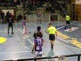 Handball Sélestat 29 Ivry 33 - Et penalty pour Sélestat 1 !