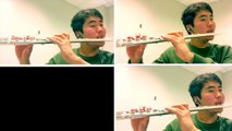 Smooth Criminal by Michael Jackson - Flute Cover
