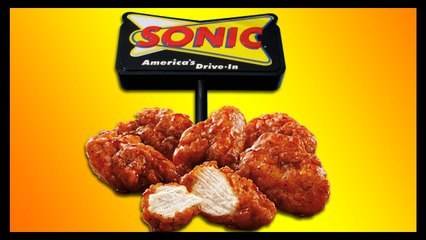 Sonic Got Jacked… With Flavor!! - Food Feeder