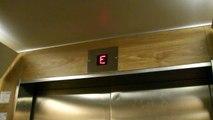 old ASEA Graham (mod. by: ManKan) Traction elevator @ Danmarksgatan 26, Kista, Stockholm, Sweden.