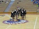 Boyle County High School Dance Team 1/23/10