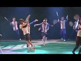 Seigaku VS St. Rudolph & Yamabuki - Jumping Up! High Touch!