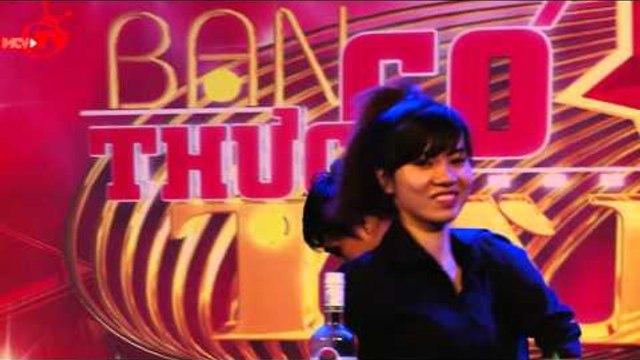 Tiết mục bartender rực lửa trên sân khấu tài năng | Casting BẠN CÓ THỰC TAÌ - Mùa 3