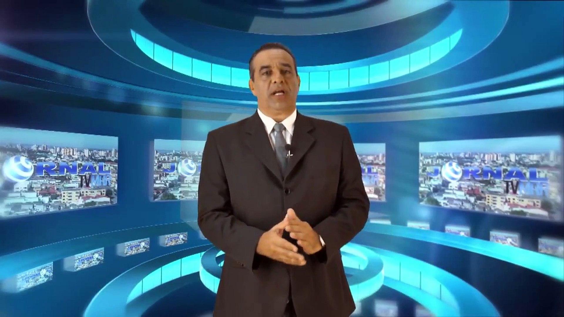 Jornal da TV MAR - 28/01/2014 - Bloco 01