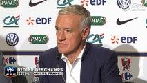 Équipe de France - Didier Deschamps se justifie sur le cas Ben Arfa