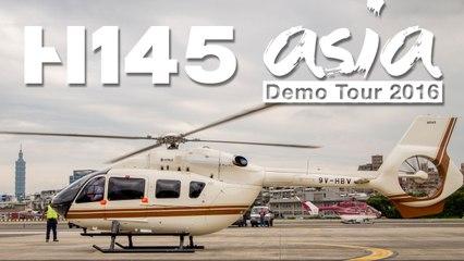 H145 Demo Taiwan