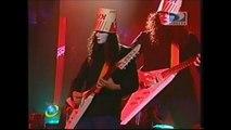Guns N' Roses - 19 - Buckethead [Chicken Binge] & Finck Solos - Rock In Rio 2001