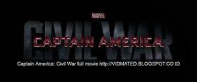 Kaptan Amerika Kahramanların Savaşı Captain America Civil War ᴴᴰ