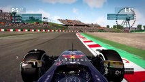 F1 2013 - Round 15 - Japanese Grand Prix Official Race Edit