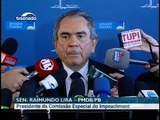 Raimundo Lira diz que Lewandowski será a instância máxima da Comissão do Impeachment