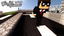 3D AMAZING Minecraft Intro Template [Cinema 4D & AE] - ColsFreZzHD