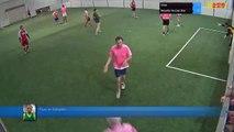 Faute de Sébastien  - Vinet Vs Neuville Soccer Star - 12/05/16 20:00 - LIGUE 3 - Poitiers Game Parc