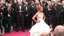 Cannes: les stars montent les marches au 3e jour