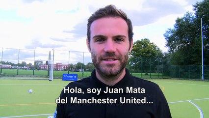 Juan Mata aceita desafio e cai tonto de forma hilária