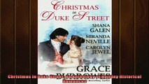 FAVORIT BOOK   Christmas in Duke Street An Anthology of Holiday Historical Romances  DOWNLOAD ONLINE