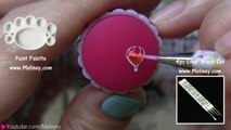 HOW TO CREATE STAMPING STICKERS HOT AIR BALLOON NAIL ART DESIGN TUTORIAL