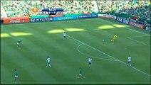 Mexico sub 17 vs Alemania sub 17 SEMIFINAL (2do Gol de Alemania)