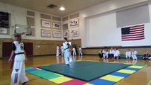 Scorpion School of Martial Arts Martial Arts Madness Comp Self Defense lil girl