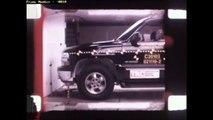 2003 Chevrolet Tahoe/GMC Yukon 25 Mp/h Unbelted Frontal Impact