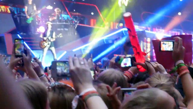 One Direction Alive - Where We Are Tour, Amsterdam Arena 25-06-2014