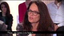 """Hélène L'Heuillet : """"La police n'a pas à être dans le face à face avec les casseurs"""" - Ce soir (ou jamais !) - 13/05/16"""