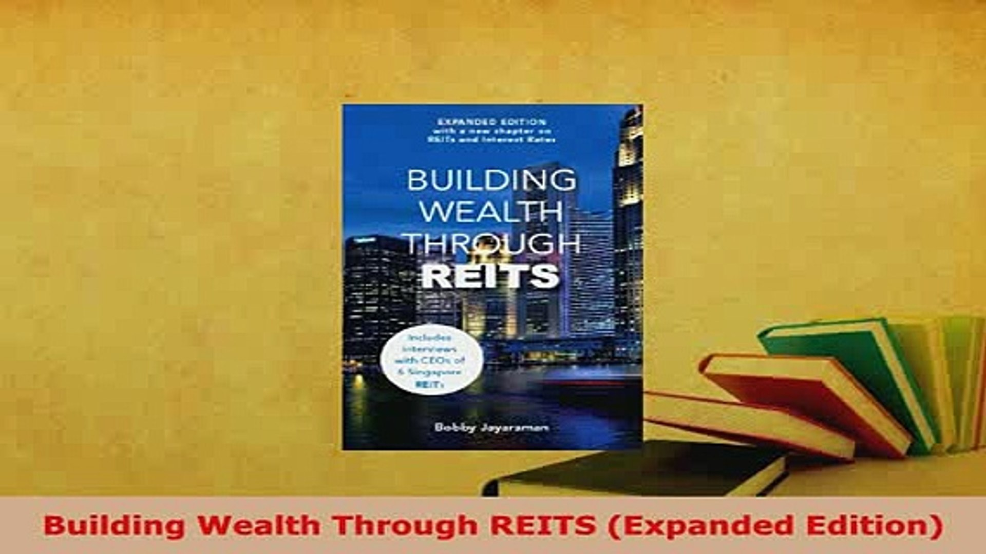 Building Wealth Through REITS PDF Free Download