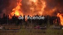 l'incendie au canada est criminel ! les causes de l'incendie + discours de François hollande !