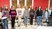 [Ecole en choeur] Académie de Grenoble - Collège Les Tilleuls à Annecy