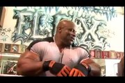 Ronnie Coleman - The King Of Bodybuilding - Shoulder Smasher For The Olympia 2007