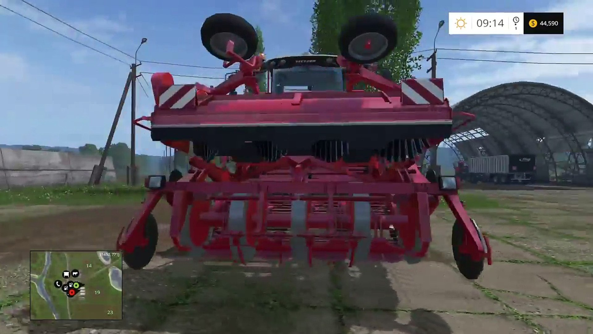 Farming Simulator 15: Duplication Glitch PS4, XBOXONE, PC